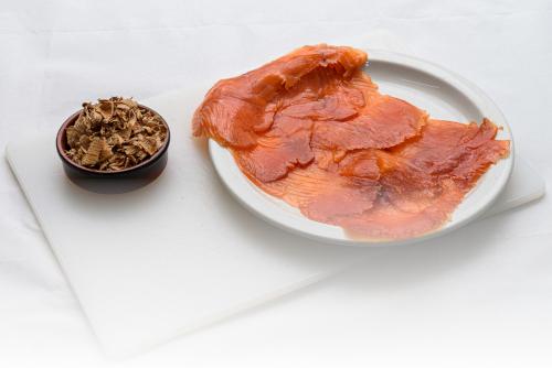 1. Smoked Salmon