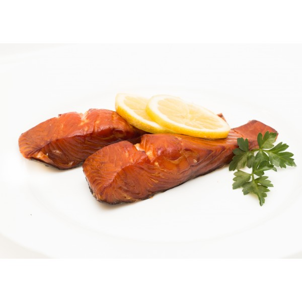 Roast Smoked Salmon