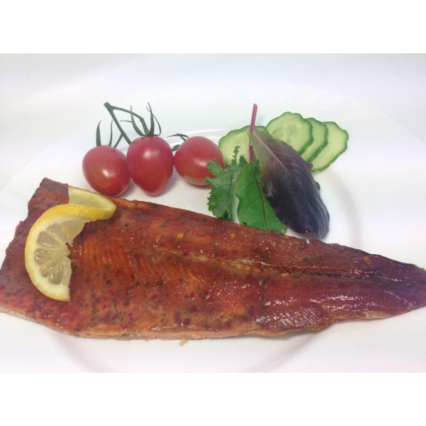 Sweet Chilli Smoked Trout