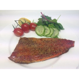 Lemon & Pepper Smoked Trout