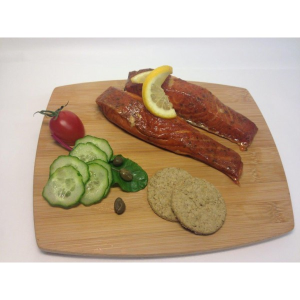 Orange & Dill Roast Smoked Salmon