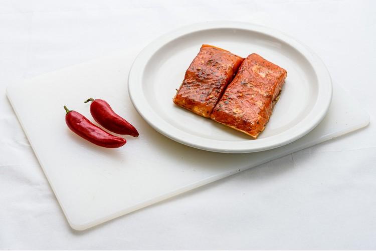 Sweet Chilli Roast Smoked Salmon
